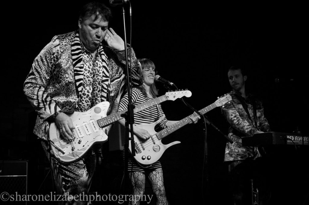 Red Elvises Stage 5
